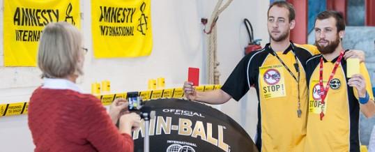 Kin-Ball 2014 : J5