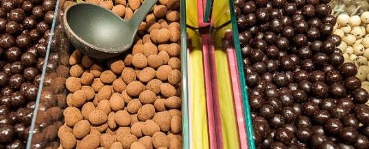 Mmmm… Chocolat !
