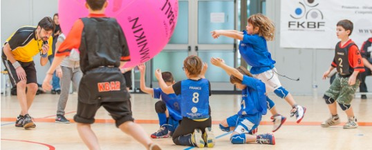 Open junior de Kin-ball