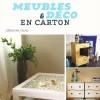 Meubles & Déco en carton - éd. Carpentier 14/03/2013