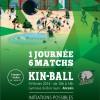 Affiche Championnat de France de Kin Ball 09/02/2014