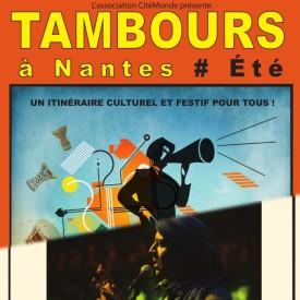 Livret de présentation Tambours à Nantes, été 2014