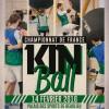 Affiche Championnat de France de Kin Ball 14/02/2016