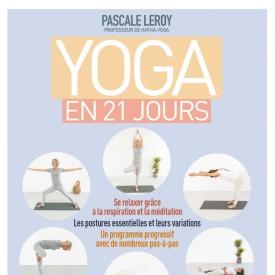 Yoga en 21 jours - éd. Leduc 07/03/2017
